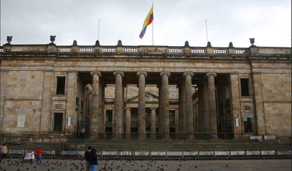 edificio congreso colombia